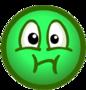 CPNext Emoticon - Sick Face