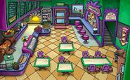Cafeteria de Puffles16