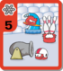 Card-Jitsu Cards full 43