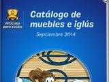 Catálogo de Muebles e Iglús