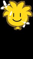 Globo de Puffle Dorado icono