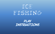 Ice Fishing 2006 Title Screen