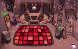 Night Club rave Red