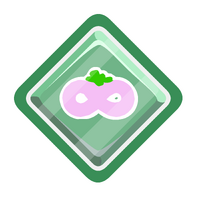 Pin de Puffito Rosa icono
