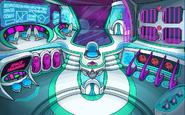 Sala de comando de la extra planetaria federacion swf