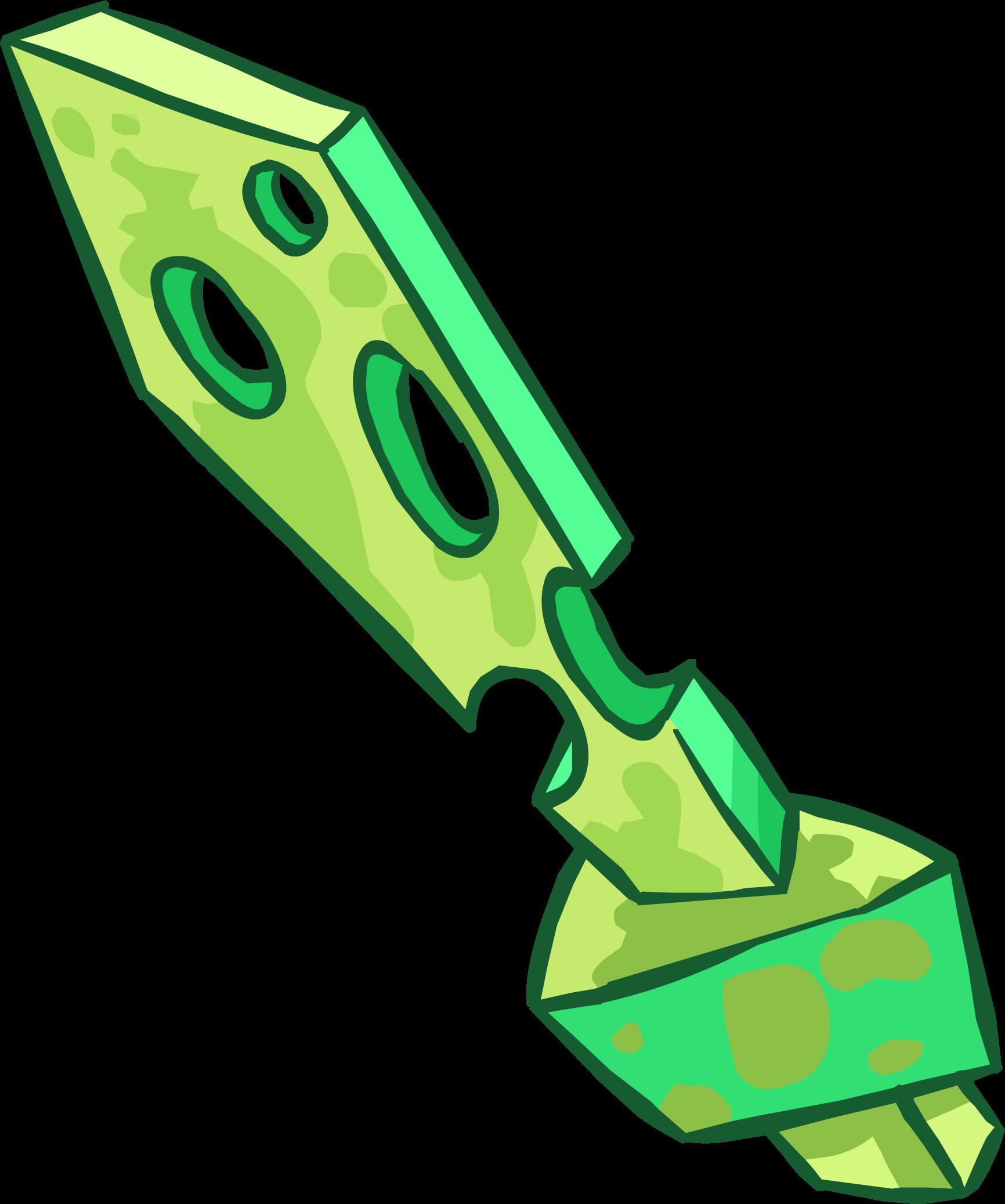 Stinky Cheese Sword | Club Penguin Wiki | FANDOM powered by Wikia