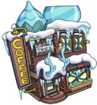 Zootopia Party Coffee Shop exterior