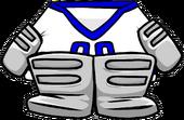 Blue Away Goalie Gear icon