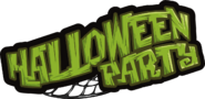 Halloween Party 2012 Logo V2