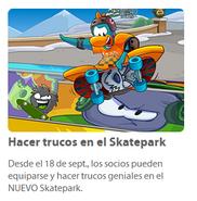 Nuevo skate