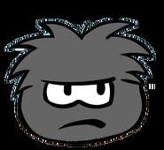 Puffle Negro Sprite Anterior