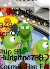 Encuentro con Kermit en Cloudy 6