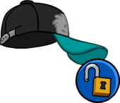 Puffle Ball Cap clothing icon ID 11561