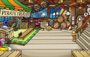 Rockhopper's Arrival Party Ship Hold