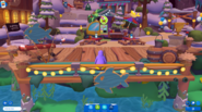 Waddle On Party Boardwalk dock