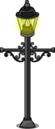Wrought Iron Lamp Post sprite 001