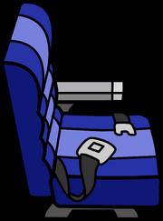 Asiento de Aero CP (icono)