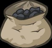 Bag of Coal icon