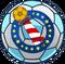 Balón de la Copa Pinguina icono