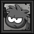 Black Puffle Picture