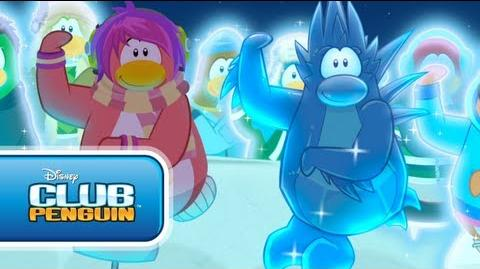 Cool in the Cold - Cadence et le Penguin Band - Club Penguin Officiel
