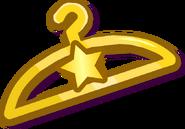 Dorado objeto