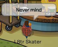 L8tr Skater: Olvídelo