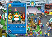 Pinguion co el beta