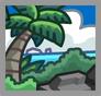 Playa Ubicación icono