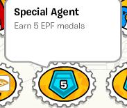 Special Agent SB