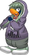 Tsubomi Kido Kagerou Project Club Penguin