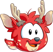 23. Ciervo Rojo