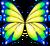 Alitas de Mariposa Verdes icono