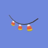 Candy Corn Lights icon