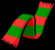 Christmas Scarf clothing icon ID 173