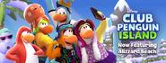 Club Penguin Redes Playa Ventisca 2