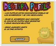 Destapa puffle 2012