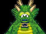 Dragón Ancestral Verde