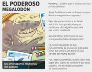 Megalódon Diario
