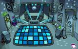 Night Club rave Light Blue
