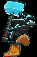 Ninja-agua5