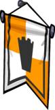 Orange Banner sprite 008