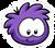 PurplePufflePin