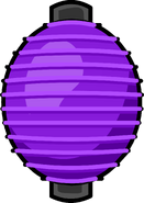 Purple Paper Lantern sprite 001