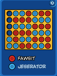Find Four Jeserator 2