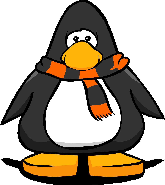 Image - Halloween Scarf PC.png | Club Penguin Wiki | FANDOM ...