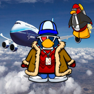 Jet Pack Guy Plane Giveaway (Phineas99 in)