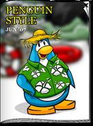 Penguin Style June 2007