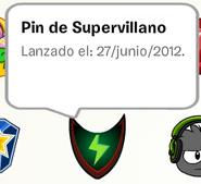 Pin de SúperVillano