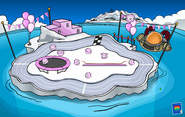 Puffle Party 2013 Iceberg